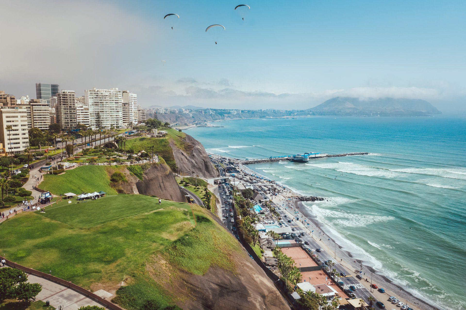 Une visite de Lima, capitale du Pérou