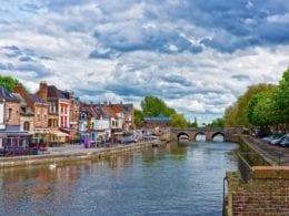 Des vacances à Amiens