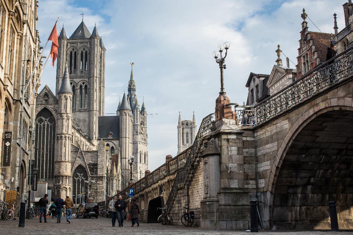 Gand est une ville tolérante et ses habitants ont, généralement, l'esprit ouvert