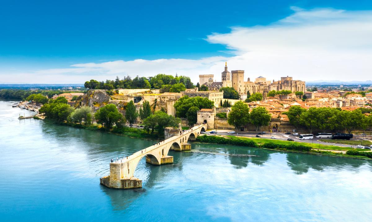 Une visite gay friendly d'Avignon