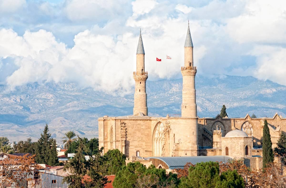 Votre premier arrêt à Chypre, Nicosie...