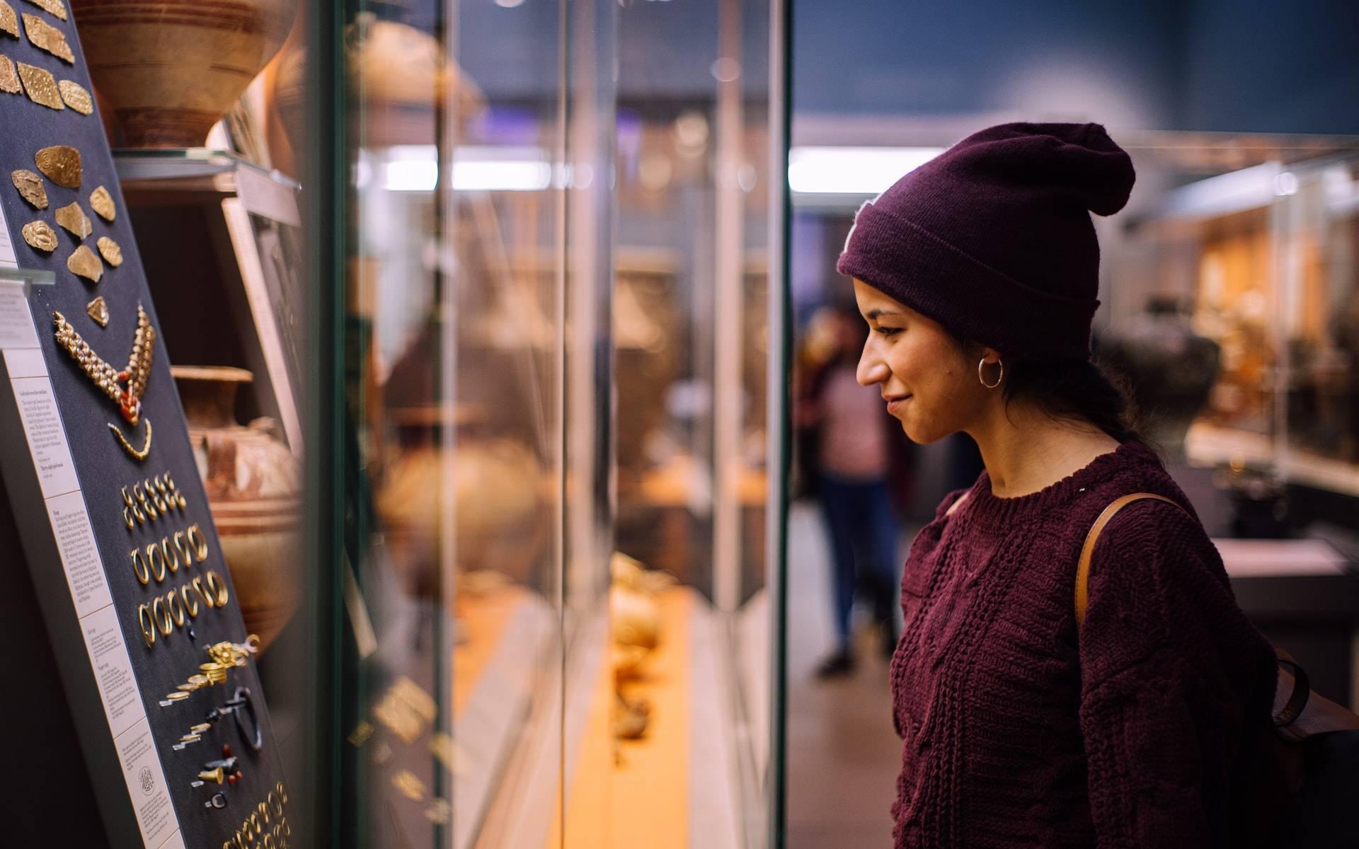 Découvrir les collections du musée British Museum