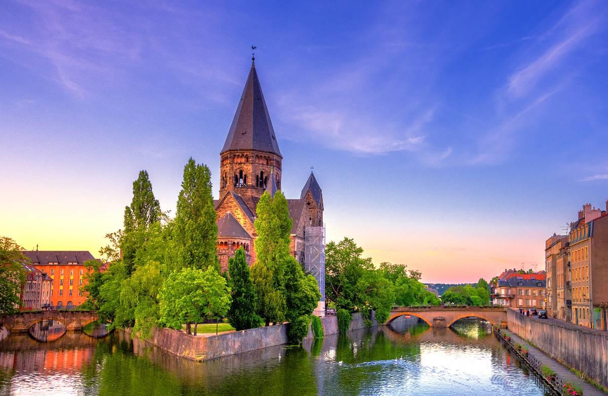 Séjour gay à Metz