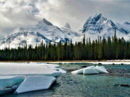 Une promenade d'une journée sur les glaciers