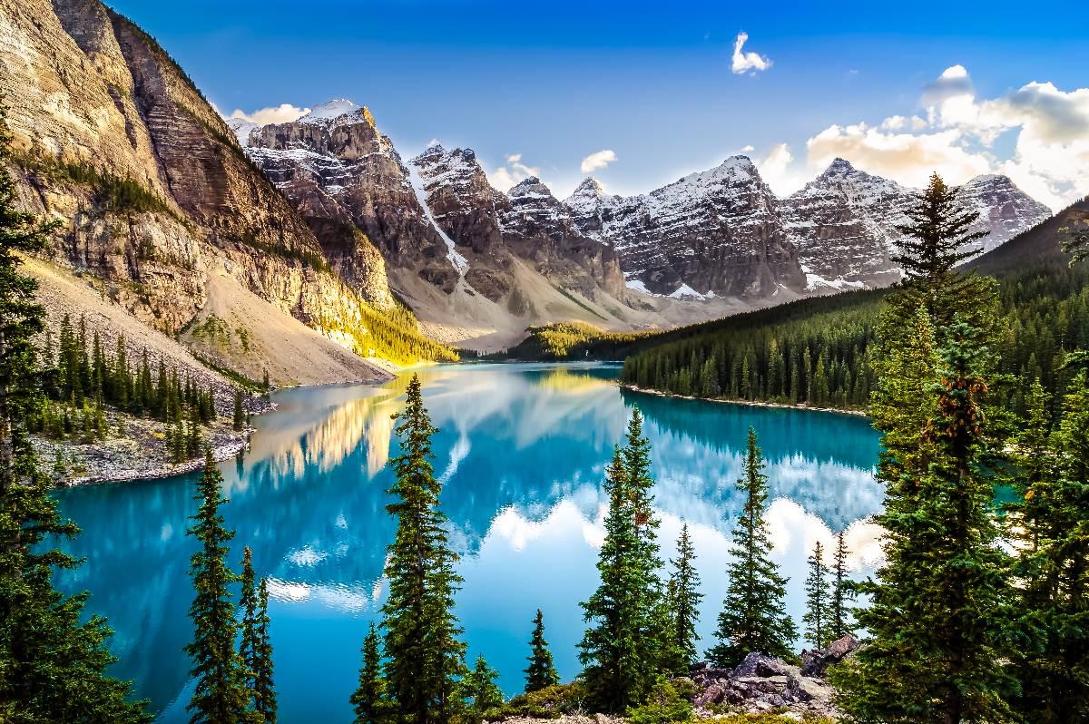 Une visite gay de Banff