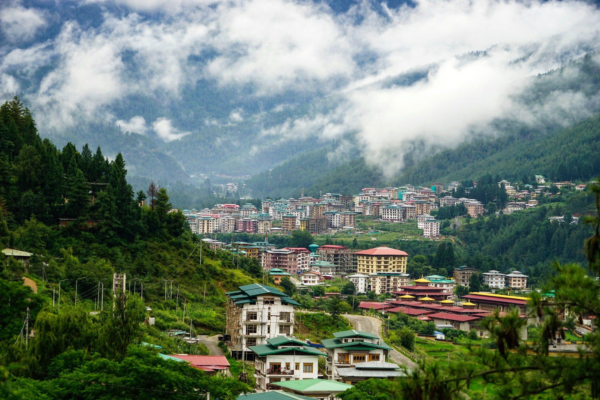 Découvrir la cité mythique de Thimphou