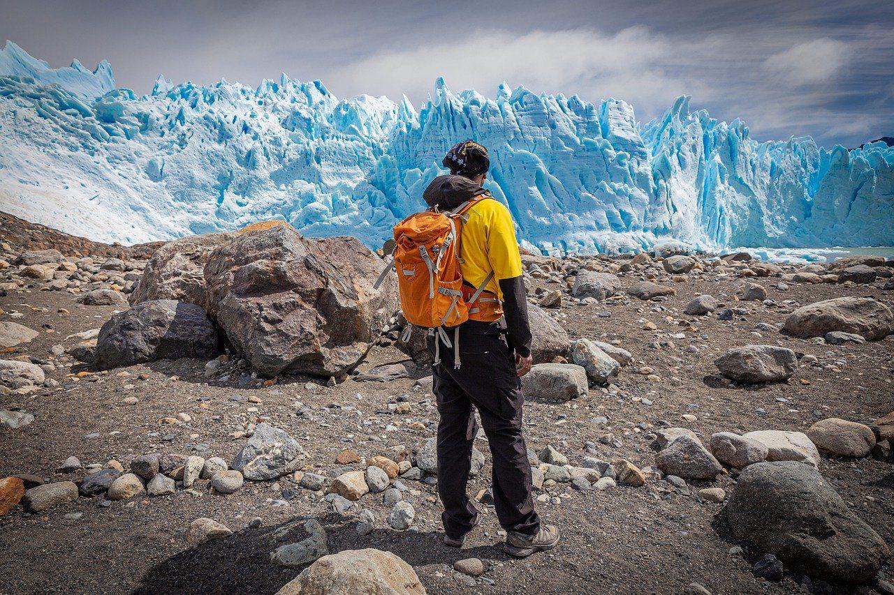 Faire de la randonnée sur le glacier Perito Moreno