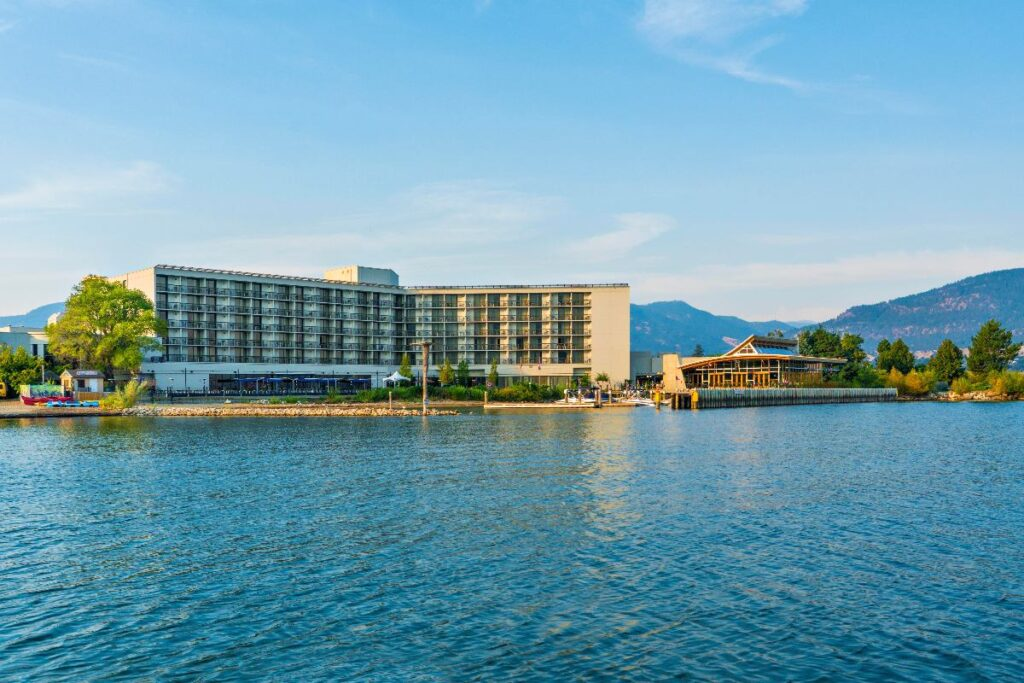 Penticton Lakeside Resort & Conference Centre