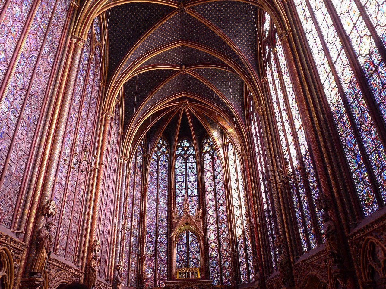 La Sainte-Chapelle, une beauté phénoménale au coeur de Paris