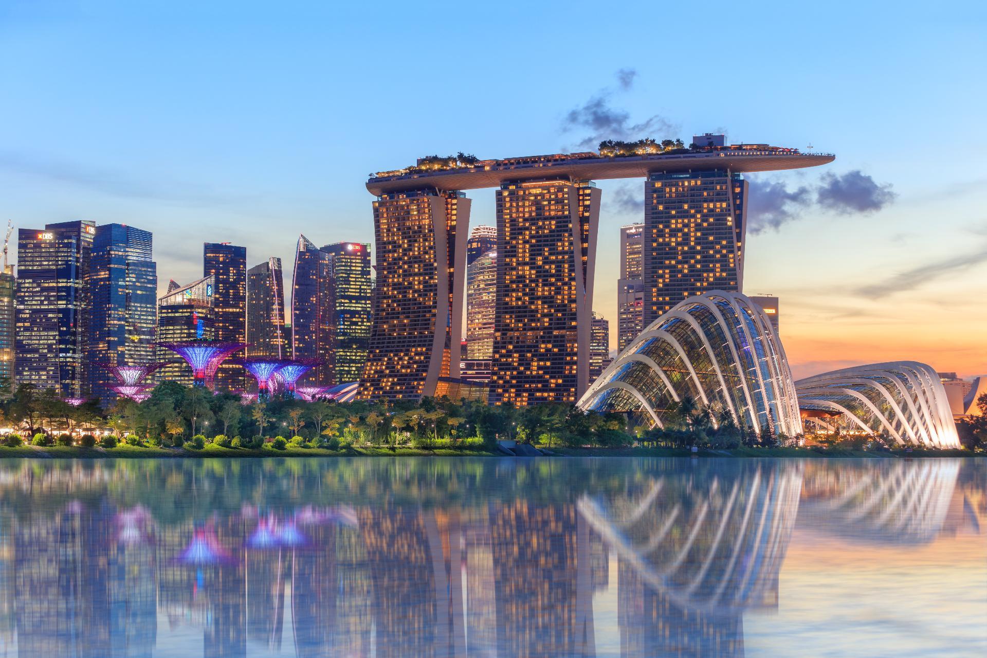 La scène gay de Singapour