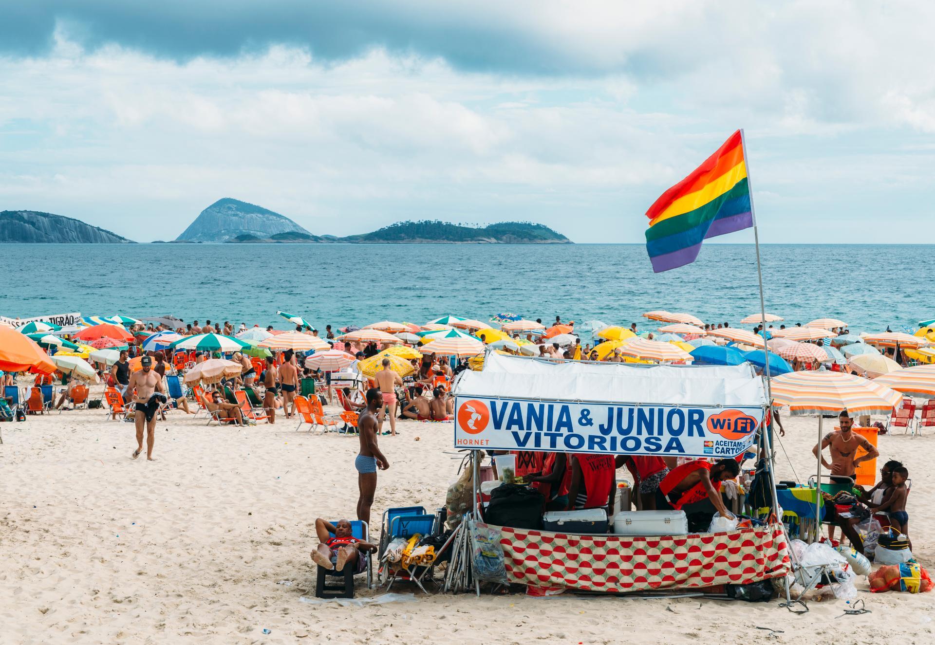 Top 10 des destinations de voyage gay en Amérique du Sud