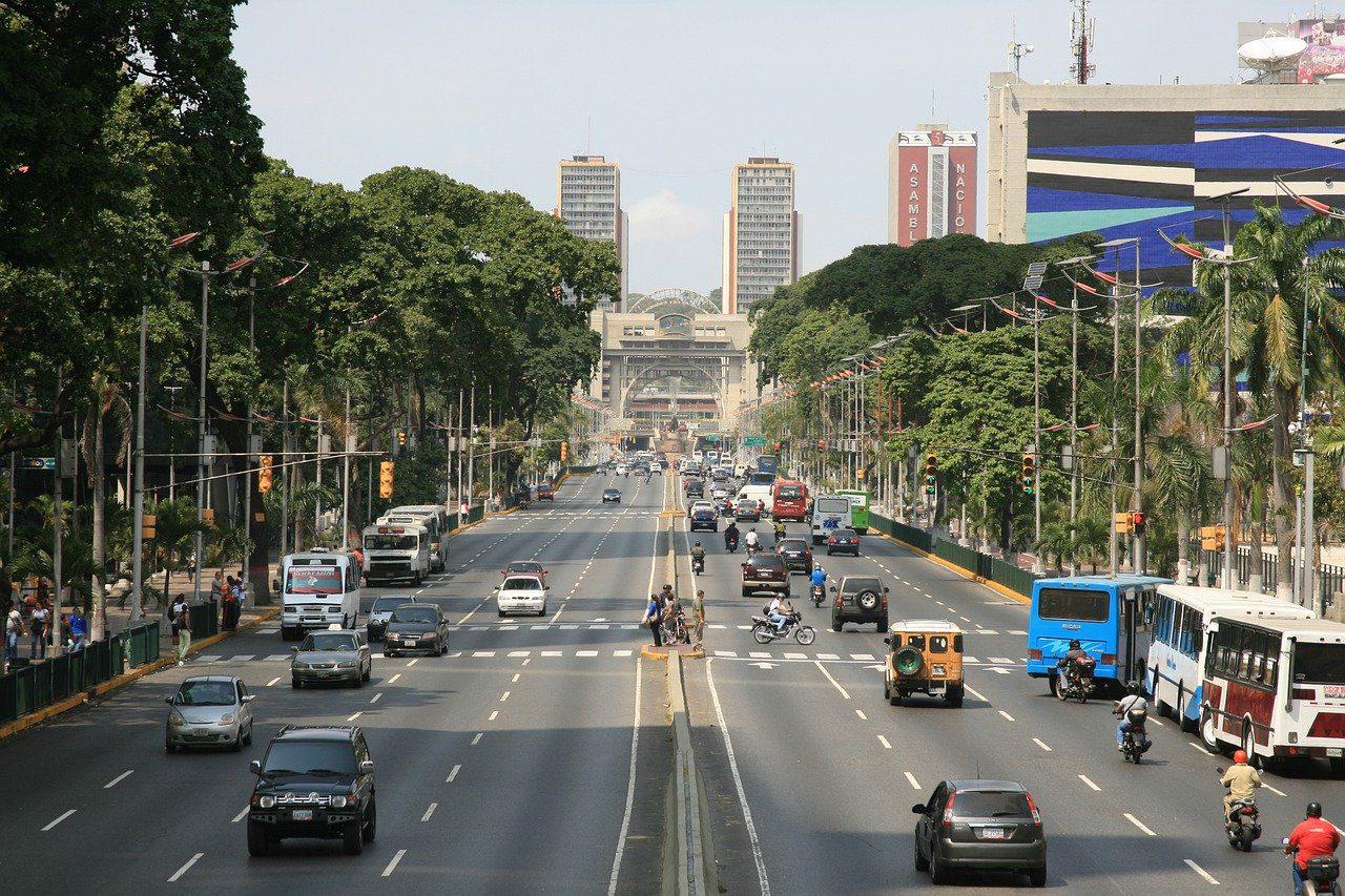 Une visite de Caracas