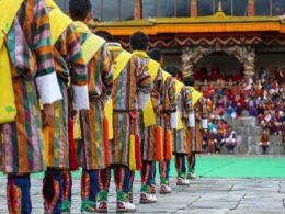 Une visite unique de la cité de Thimphou