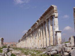 Visite de l'ancienne destination touristique de Damas