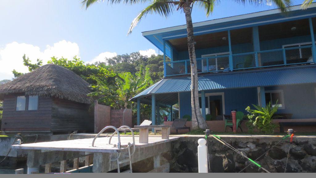 Chambre d'hôtes gay friendly à Bora Bora
