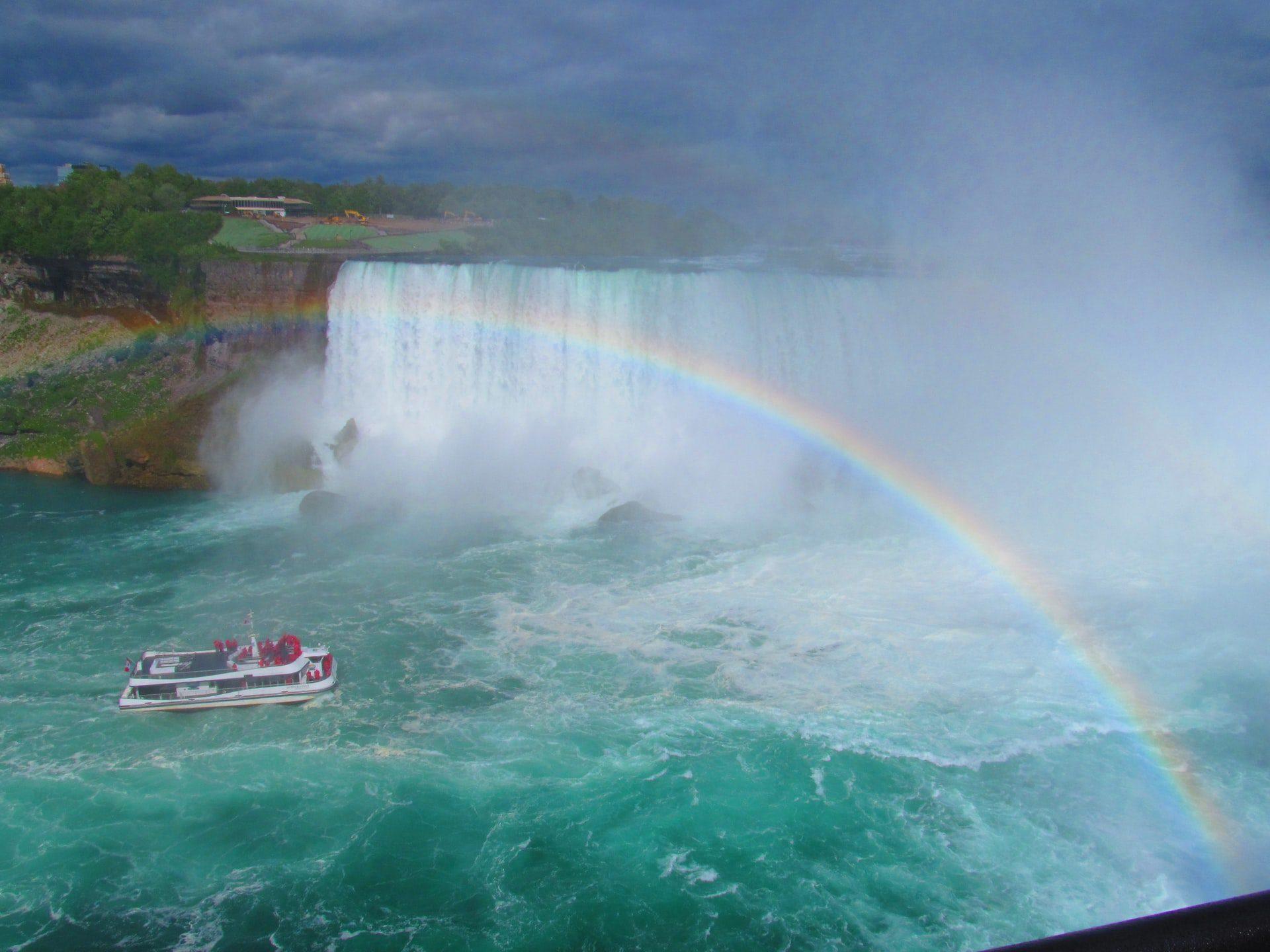 À la découverte de Niagara Falls