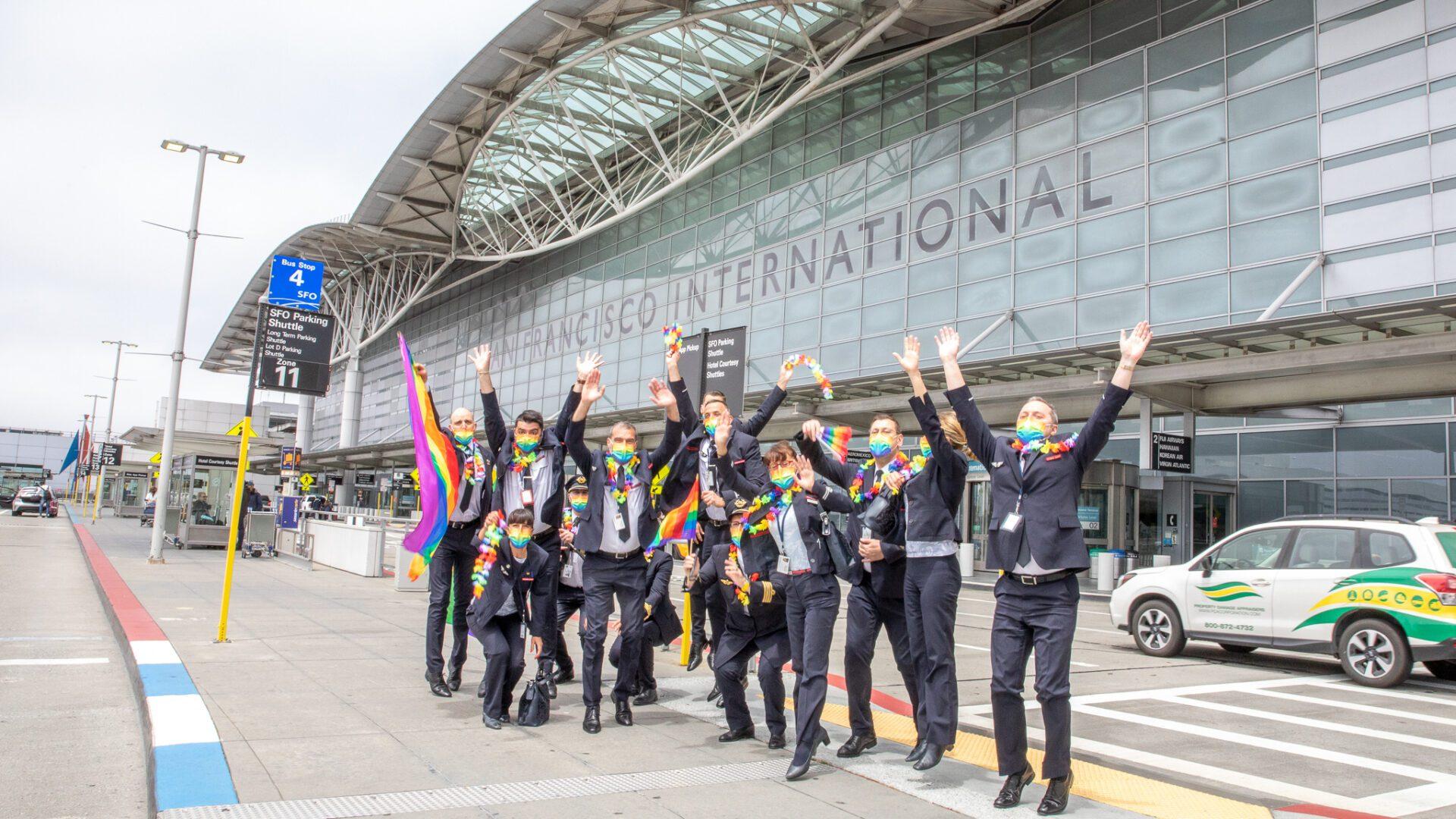 À la rencontre de l'association LGBT+ et gay-friendly d'Air France-Transavia, Personn'Ailes