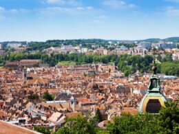 Découvrir Besançon, ce qu'il faut visiter absolument!