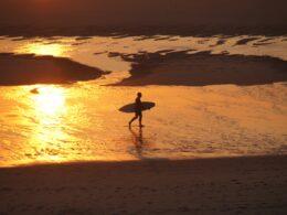 Des vacances sur le bord des plages de Biscarrosse (Landes)