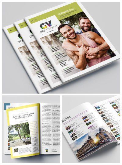 Gay Voyageur - Le Magazine numéro 2