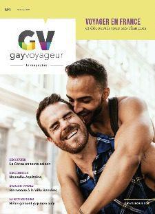 Gay Voyageur - Le magazine numéro 1 papier