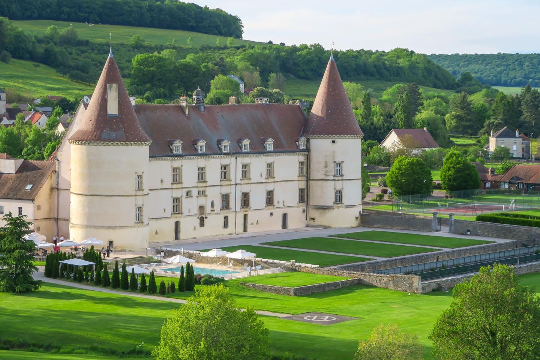 Le Château de Chailly, véritable joyau de la région