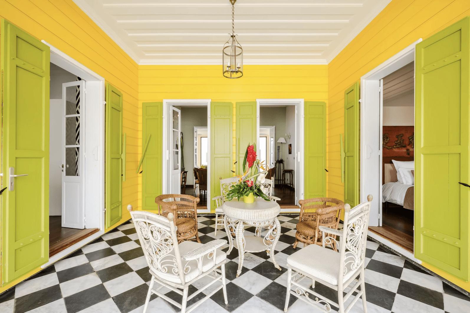 Le lieu de repos par excellence : la Villa Marie-Lucie