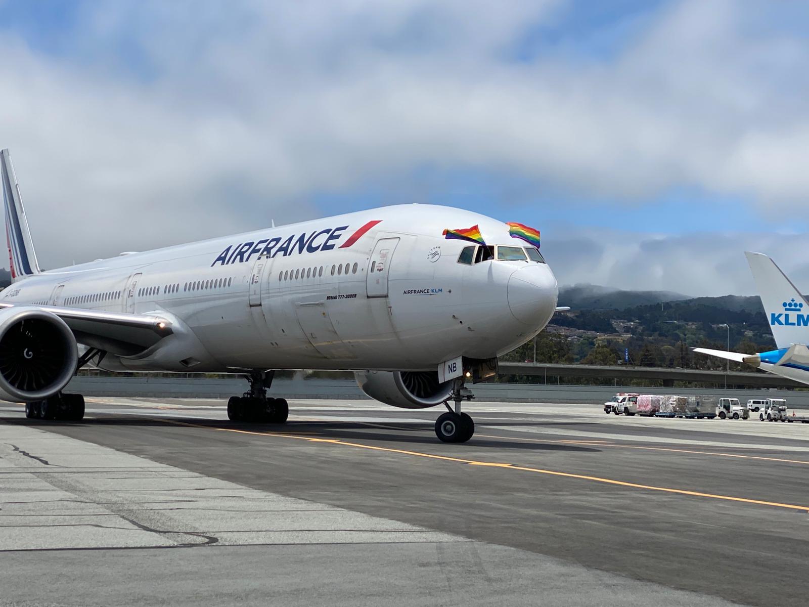 Personn'Ailes : association LGBT+ et gay-friendly d'Air France-Transavia