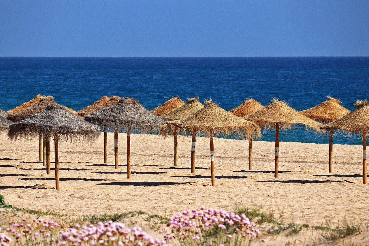 Plages à faire dans la région d'Algarve