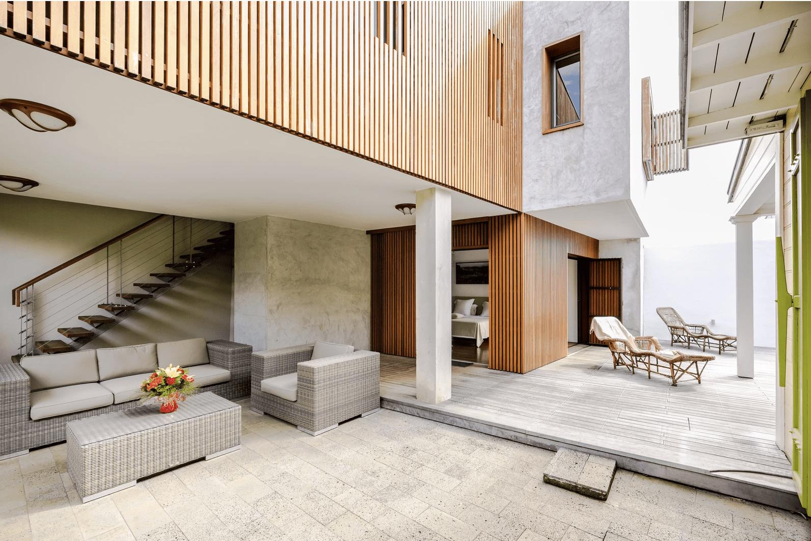 Une architecture pensée pour votre confort