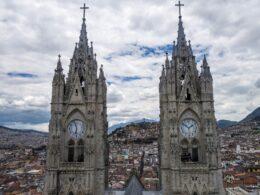 Une visite éclaire de Quito, capitale de l'Équateur