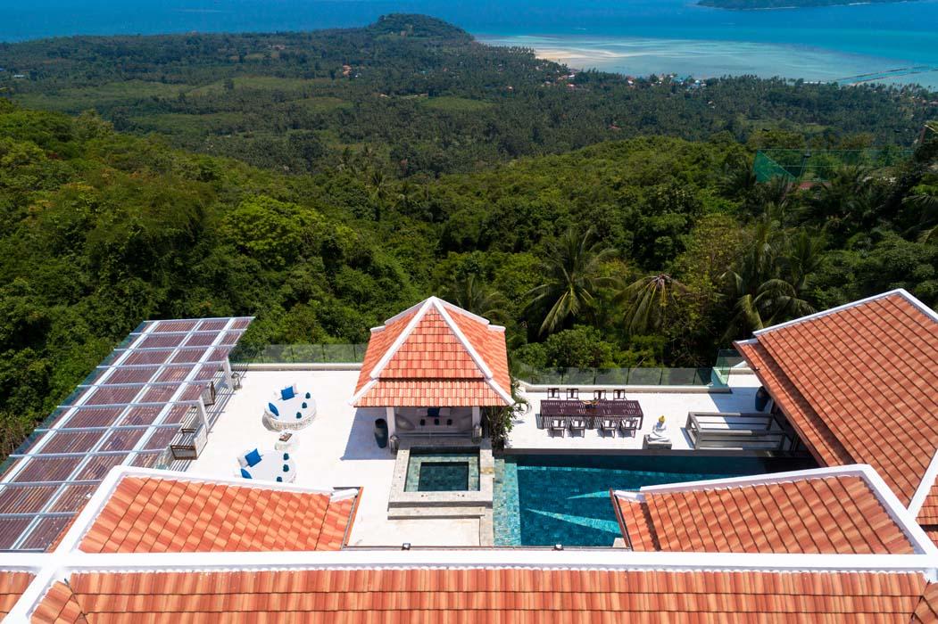 Villa gay friendly de luxe à Koh Samui