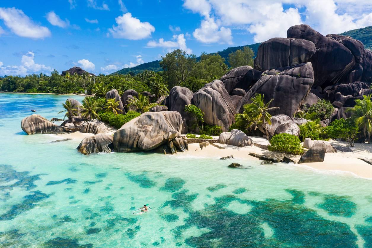 île de praslin seychelles