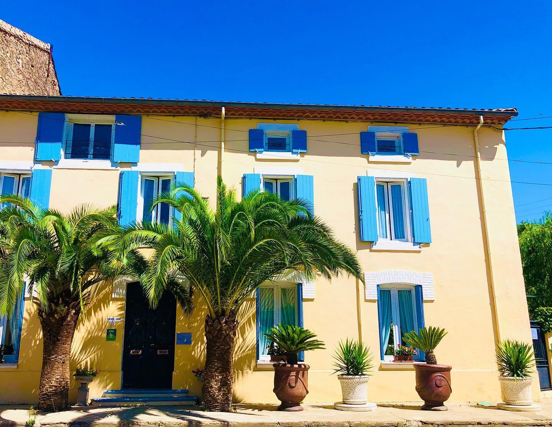 Chambre d'hôtes gay friendly près de Narbonne