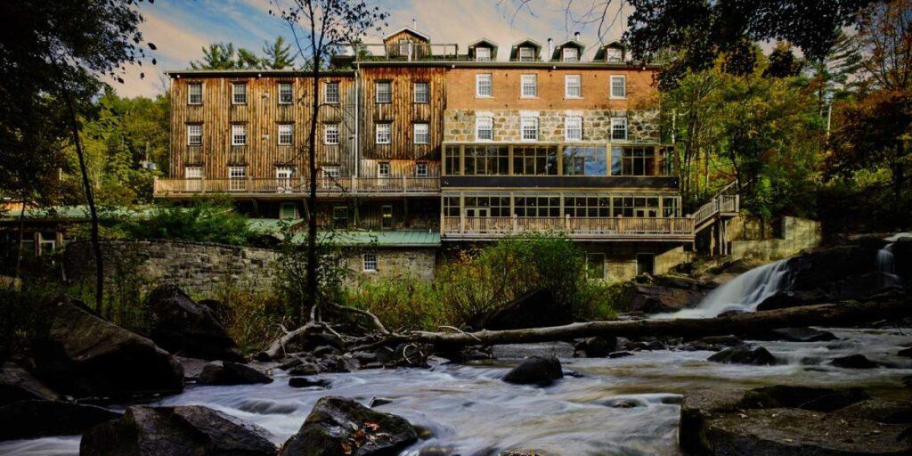 Hôtel à Wakefield, un hôtel gay friendly au Québec