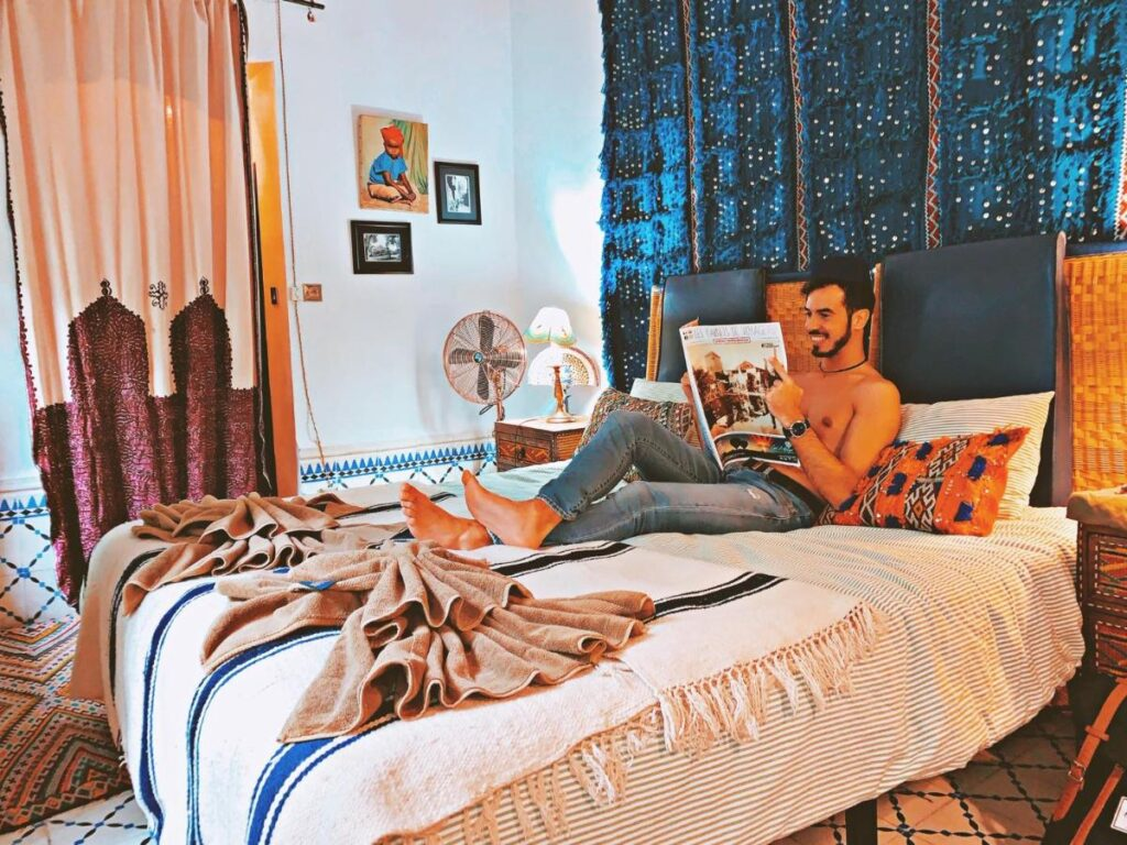 Riad gay friendly à Marrakech
