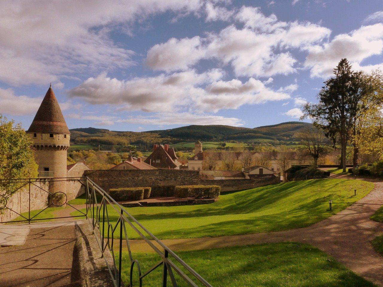 Cité médiévale de Cluny