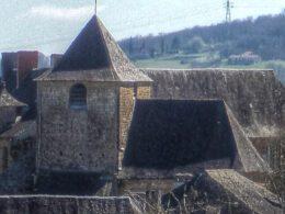 Le village de Cavagnac une visite de la campagne française