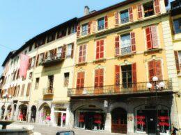 Une visite de Chambéry et de sa vallée