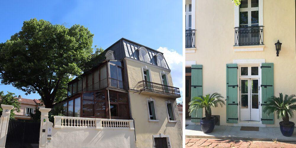 Maison d'hôtes gay friendly à Béziers