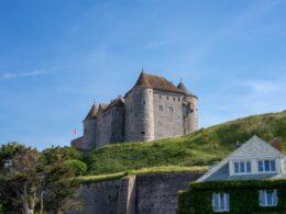 Une visite touristique de Dieppe, au coeur de la Normandie