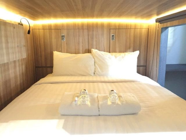 CUBE Boutique Capsule Hotel @ Chinatown
