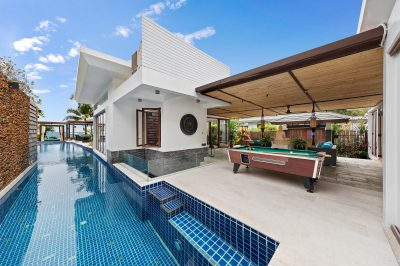 Banyan Beachfront Pool Villa Koh Samui