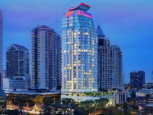 Sathorn Vista, Bangkok – Marriott Executive Apartments