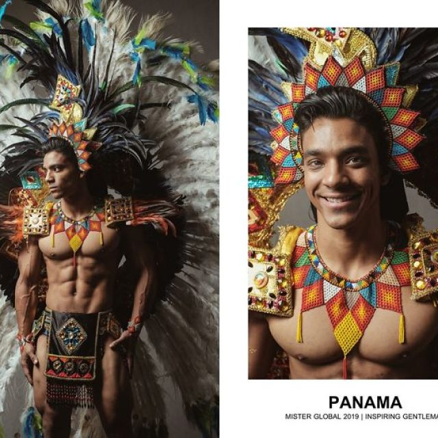 Costumes traditionnels vus par Mister Global