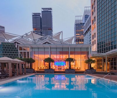 Gay hotel Singapour